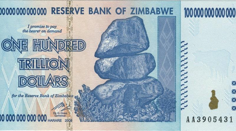 zimbabwei dollar
