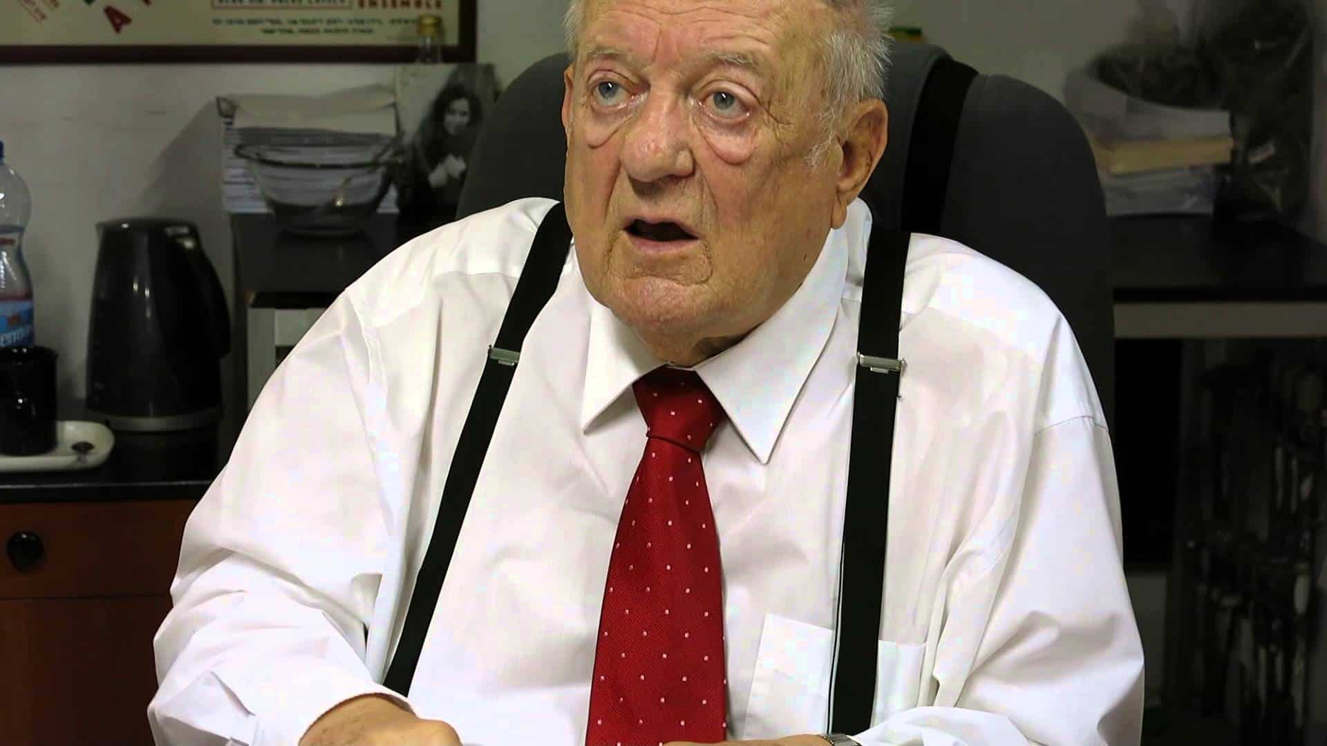 Klapka György, az aranyember. A magyar vállalkozók meghatározó alakja – #rip #videó #vámházkörút