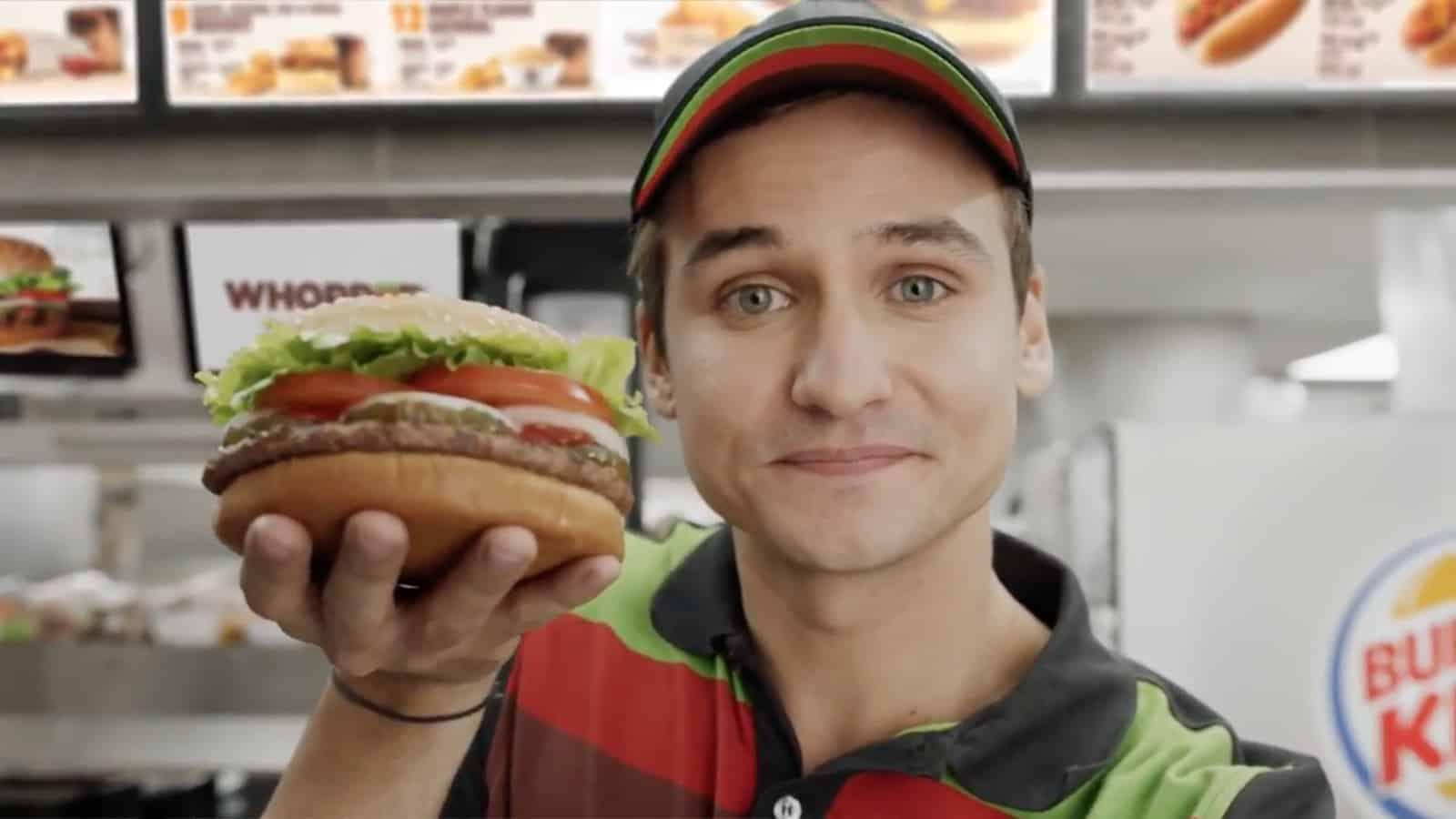 A Burger King gerillamarketing kampányában meghackelte az Android mobilokat