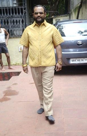 Textile Magnate Treats Himself To A Gold Shirt