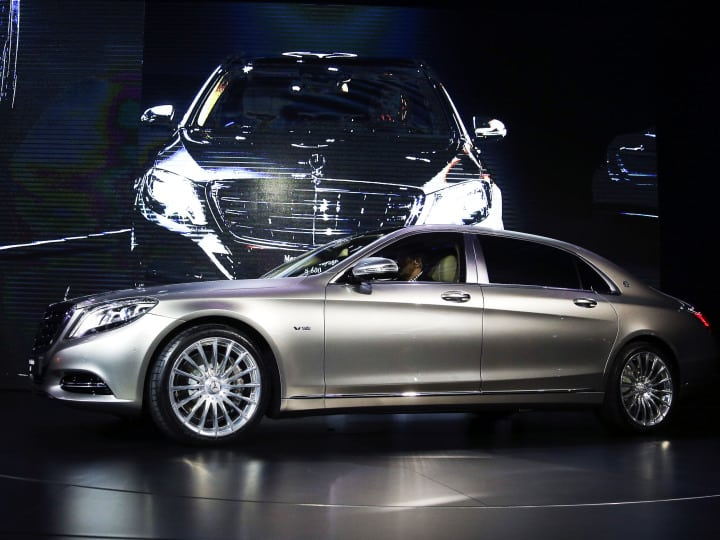 S600 Mercedes Maybach