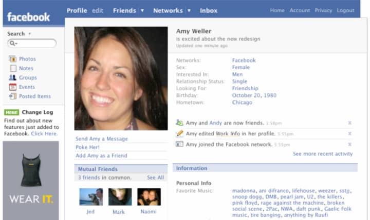 Facebook 2007