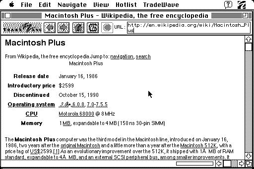 MacWeb - kernelmag.dailydot.com