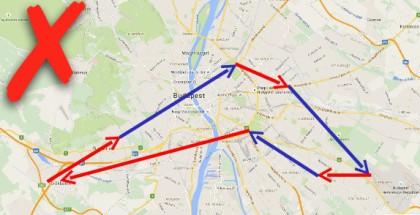 Nem telekocsis utazás(ok) –  Vagyis taxizás - Forrás: Oszkár.com