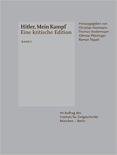 Mein Kampj új kiadás - amazon.de